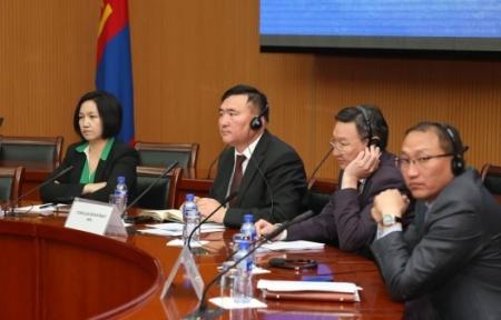 Улаанбаатар дахь ДТГ-уудын консулын ажилтнууд уулзав