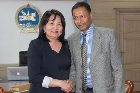 Непал улс хүүхэд хамгааллын асуудлаар хамтран ажиллах хүсэлтээ илэрхийллээ