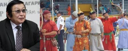 Монгол хүн бүрийн цусанд нум сум харвах авьяас бий