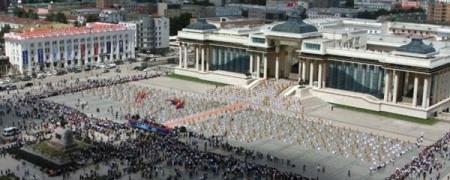 6 дугаар сарын 1-нд 11:00-16:00 цагийн хооронд Чингисийн талбайн 2 талын замыг хаана