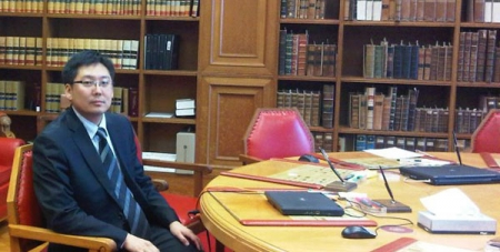 М.Батсуурь: Захиргааны хэргийн шүүхээр газрын маргааны асуудлыг хамгийн ихээр шийдвэрлэсэн байна