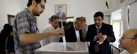 Сиричүүд Ерөнхийлөгчийн ардчилсан сонгуульд анх удаа саналаа өглөө