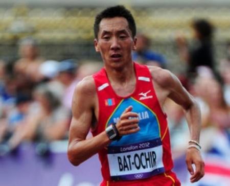 Гавьяат тамирчин Б.Сэр-Од марафон гүйлтэд түрүүллээ