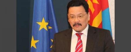 Б.Даваадорж: Герман Монголын харилцаа цаашид эрчимтэй хөгжих болно