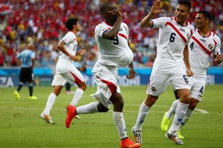 Үхлийн хэсгийн хамгийн сулхан багаар нэрлэгдэж байсан Коста Рика шуугиан тарилаа