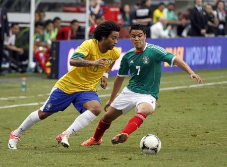 Бразил хэсгийн хоёр дахь тоглолтоо  Мексикийн эсрэг хийнэ