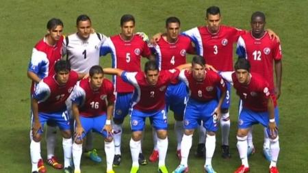 Коста Рикачууд жилийн өмнөөс ДАШТ-ний бэлтгэлд гарчээ