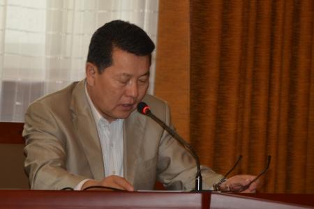 Ч.Улаан: Монгол Улс 11,3 их наяд төгрөгийн өртэй байгаа