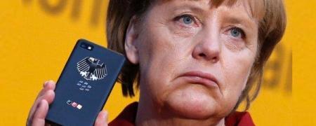 А.Меркелийн утсыг чагнах боломжгүй болов