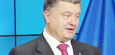 П.Порошенко: Гал зогсоох хугацааг сунгахгүй, газар нутгаа чөлөөлнө