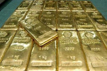Алтны үнэ бага зэрэг буурчээ