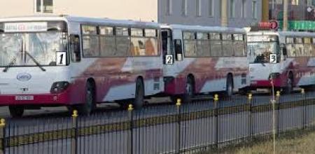 Өнөөдрөөс Хүй долоон худагруу үнэгүй автобус явж эхэллээ