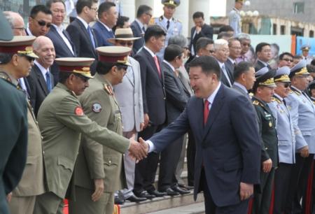 Kатарын Батлан хамгаалахын сайд Монгол Улсад айлчилж байна