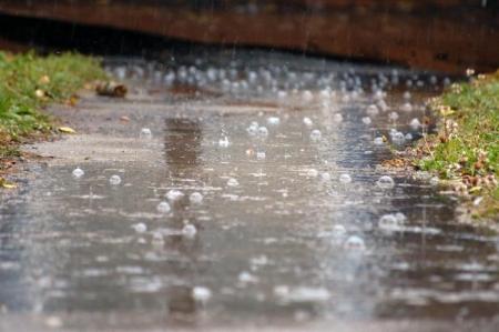 Улаанбаатар хот түр зуурын бороотой