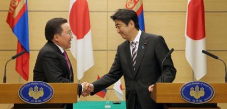 """""""Донор"""" байсан Япон улстай түншийн харилцаа тогтоолоо"""