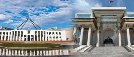 Австрали-Монголын найрамдлын бүлэг байгуулагдав
