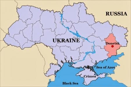 Донецк хотноо суралцаж буй оюутнуудыг өөр хотуудад шилжүүлэхээр болжээ