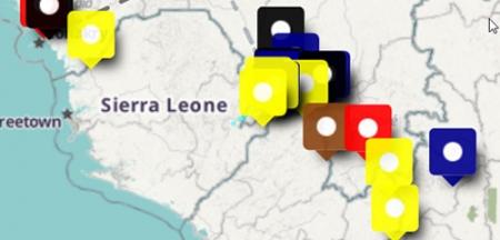 Эбола вирусийн тархалт хөрш орнууддаа халдварлаж эхэллээ