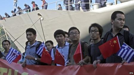Хятад улс Ливиэс иргэдээ гаргалаа