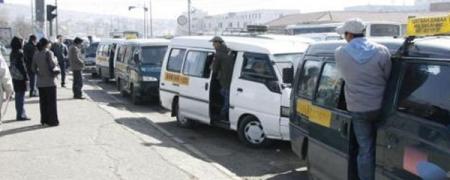 Нийтийн тээврийн үйлчилгээнд зөвшөөрөлгүйгээр тээвэр эрхлэгчдийг шалгажээ