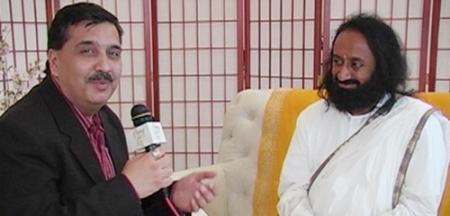 Ашок Виас: Телевиз надад дүүрэн боломжийг атгуулсан