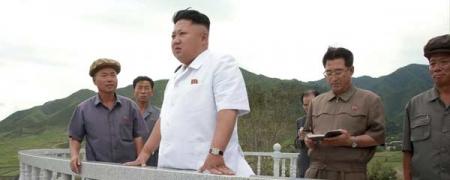Хойд Солонгос пуужин туршлаа