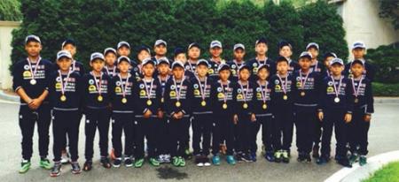 Өсвөрийн хөлөмбөгчид Азийн наадамд амжилттай оролцжээ