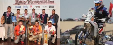 """Д.Болдбаатар """"Rally Mongolia""""-д тав дахиа түрүүллээ"""