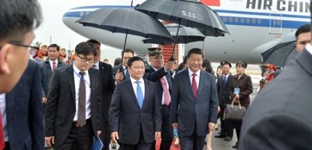 Си Зиньпин: Бид Монгол Улсын хөгжлийнзамыг үеийн үед хүндэтгэн үзнэ