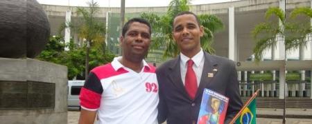 """Бразилын сонгуульд """"Обама"""" хүч үзнэ"""