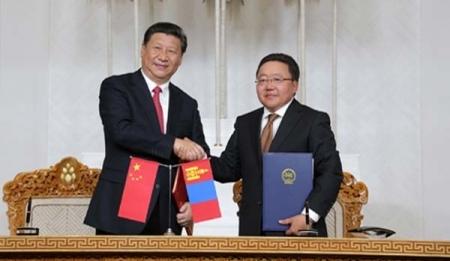БНХАУ Монгол Улстай найрсагаар зэрэгцэн оршихын баталгааг өглөө