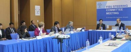 Олон улсын оюутны спортын холбооны удирдах зөвлөлийн хурал эхэллээ