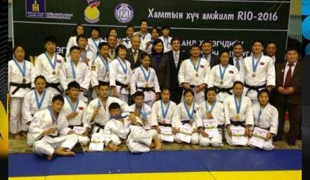 Челябинск-2014 ДАШТ-ийг нэг алтан медальтай өндөрлүүллээ