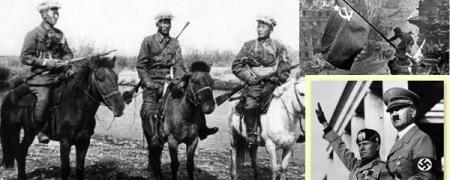 Азиас Европ руу шилжсэн дэлхийн II дайн