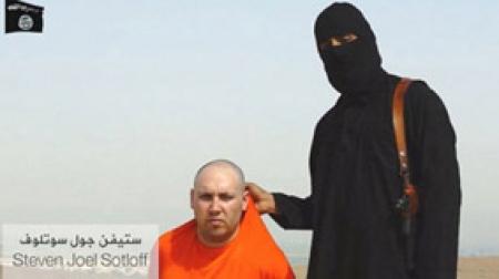 ISIS дахин нэг сэтгүүлчийн амийг хороов