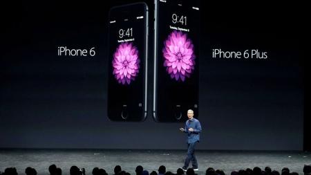 Apple компани Iphone 6-г  танилцууллаа