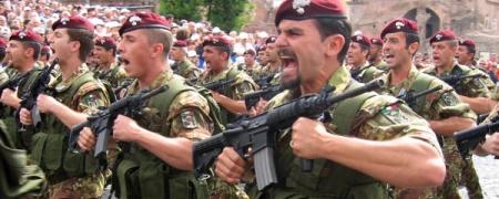Италийн арми марихуан тариална