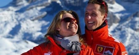 Коринна Шумахер: Михаэлийн бие сайжирсаар байна