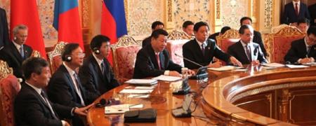 Си Зиньпин: Хятад, Орос, Монголын эдийн засгийн коридор байгуулах боломжтой
