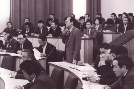 Байнгын ажиллагаатай парламент байгуулагдсан өдөр тохиож байна