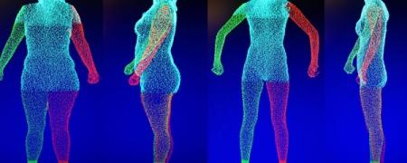 Биеийн хэмжилтийг 3D  төхөөрөмжөөр хийнэ