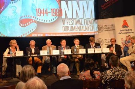 """Польшид болсон фестивалийн үеэр """"Монголын ул мөр"""" киног гаргажээ"""