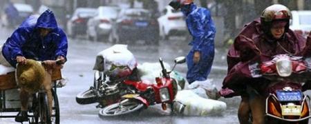 Өмнөд Хятадыг Хелен хар салхи дайрав