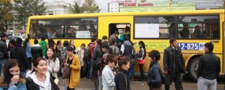 """Э.Бат-Үүл: """"Ухаалаг автобус"""" ирэх оны дөрөвдүгээр сарын 1-нээс үйлчилгээнд гарна"""
