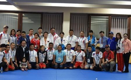 Жүдочид Азийн наадмаас  10 медаль хүртлээ