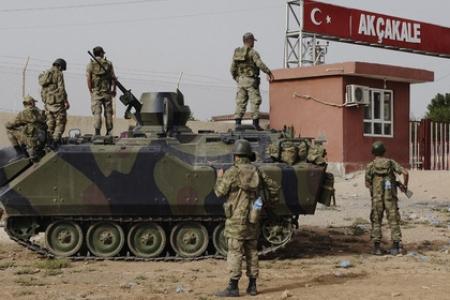 Исламын улс бүлэглэлийн алан хядагчид Туркийн 20 цэргийг олзолжээ