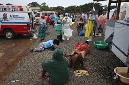 АНУ-д эболагийн анхны тохиолдол албан ёсоор бүртгэгдлээ