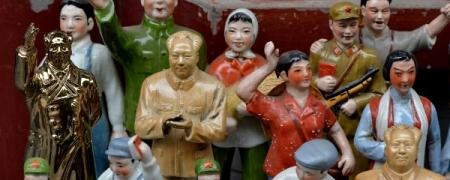 Мао Зедуны хөрөгтэй дурсгалын зүйлс моодонд оржээ