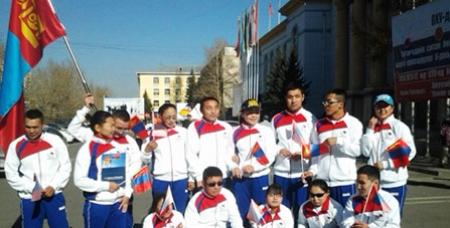 """""""Инчён-2014"""" Паралимпт спортын есөн төрөлд 61 тамирчин эх орноо төлөөлөн оролцоно"""