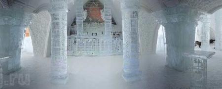 Хамгийн том мөсөн зочид буудал Шведэд нээгдэнэ